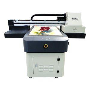ув флатбед принтер а2 пвц цард ув принт машина дигитални инкјет штампач дк5