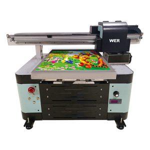 индустрија а2 дк5 хеад УВ дигитални флатбед штампач великог формата
