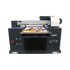 а3 сизе фулл аутоматиц 4 цолор дк5 принтер принтер мини дтг ув флатбе