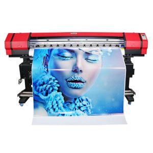 Широки формат 6 боја флеко баннер налепница инкјет штампач