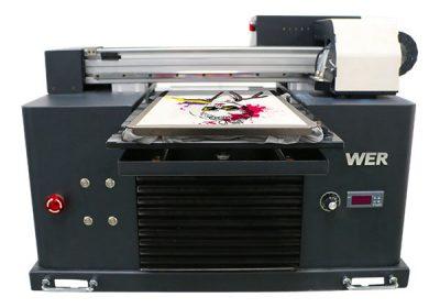 а3 сизе мулти-цолор флат бед т-схирт дтг принтер