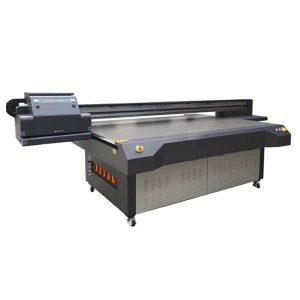 2513 Мултицолор дигитални керамички штампач каар 1201 хеад флат ув принтер