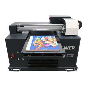 2019 нови дк5 глава флатбед принтер а3 сизе ув лед машина за штампање