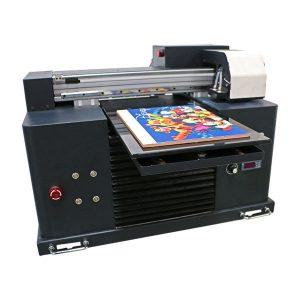 Машина за инкјет штампу је водио флатбед УВ штампач за величину а3 а4