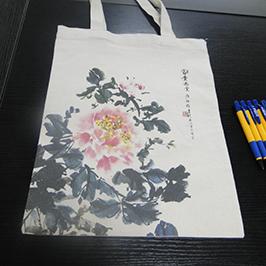 Штампање платнене торбе уз помоћ штампача А2 мајице ВЕР-Д4880Т