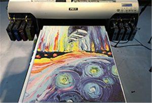 Узорак од А2 УВ штампача ВЕР-ЕХ4880УВ