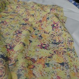 Дигитална штампа текстила 3 од стране дигиталног текстилног штампача А1 ВЕР-ЕП6090Т