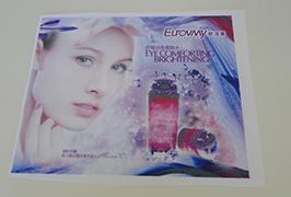 Застава Тканина трака одштампана са 1.6м (5 стопа) еко отапалним штампачем ВЕР-ЕС160 4