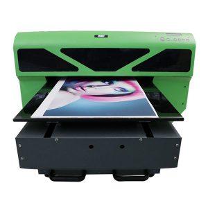 директно од фабрике а2 величина 6 боја усб картица равних дтг штампача за продају