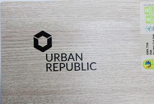 Штампање логотипа на дрвеним материјалима ВЕР-Д4880УВ 2