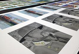 Фото-папир штампан на штампачу од 1,8 м (6 стопа) еко растварач ВЕР-ЕС1802 2