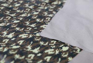 Штампање текстила узорак 1 дигиталном машином за штампање текстила ВЕР-ЕП7880Т
