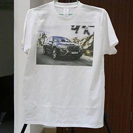 Узорак за штампање белих мајица од штампача А3 мајице ВЕР-Е2000Т 2