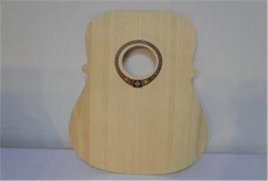 Гарнитура дрвене гитаре од ув величине принтера ВЕР-ДД4290УВ