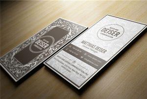 Дрвена картица са именом одштампана од стране А1 ув ВЕР-ЕП6090УВ